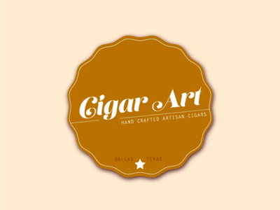 Cigar Art Logo