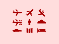 Icon Set   Independent Project