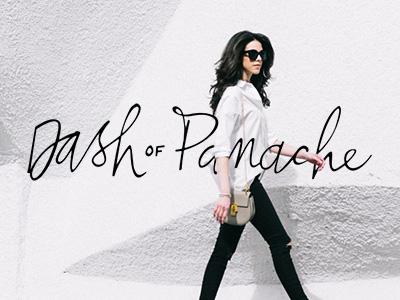 Dash of Panache logo