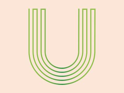Monogram Logo Design illustration branding logo