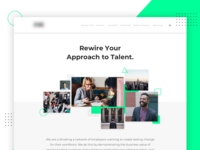 Talent Homepage