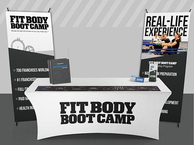FBBC Internship Program Branding fitness illustration design graphic design branding visual design