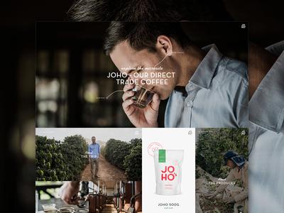 hornig.at - grid webshop shop ecommerce wild transition coffee fill hornig loading preloader