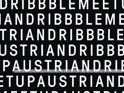 austrian dribbble meetup #15 beers dribbble vienna austria meetup