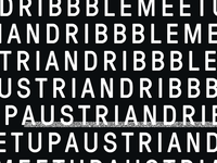 austrian dribbble meetup #15