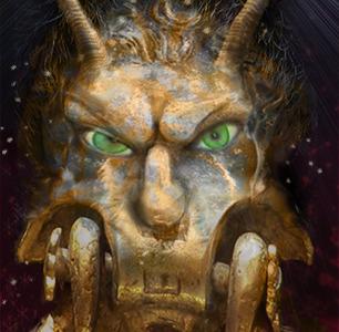 Devil fantasy copy