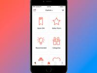 Coddle: App Concept for Aerolab