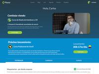Platzi: Website Redesign