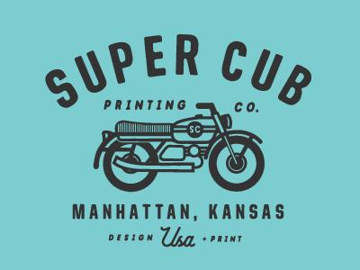 Super Cub Moto Mark
