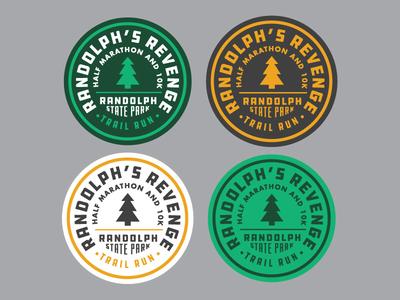 Randolph's Revenge Stickers