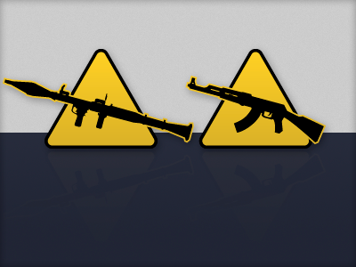 Ambush Location Icons