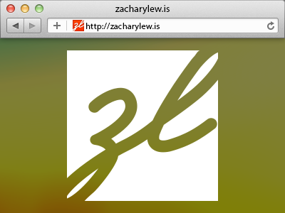 zacharylew.is favicon