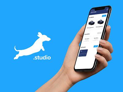 Announcing Dachshund.studio app uxui ux agency dachshund studio