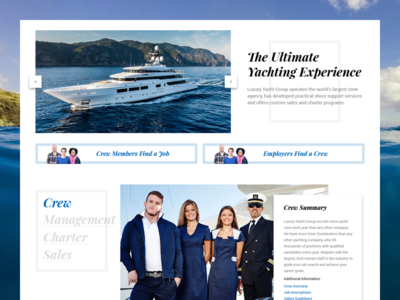 Homepage Refresh Full