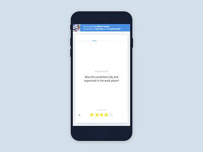 Recommendation Mobile Mock roboto card ui flat material recommend recommendation client user