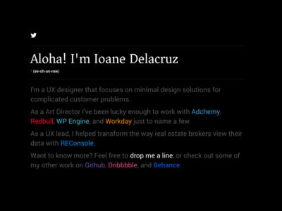 2017 Portfolio Screen