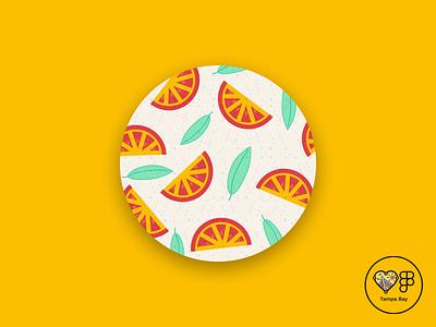 Tomato Pattern figma icon vector illustration patterns