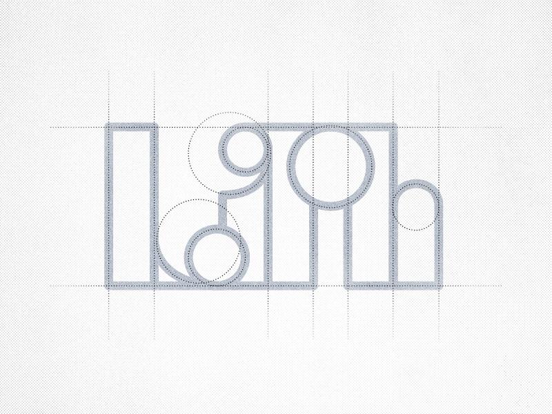 Liph Logo 2018 simple vector branding logo