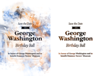 GW Birthday Ball 2019