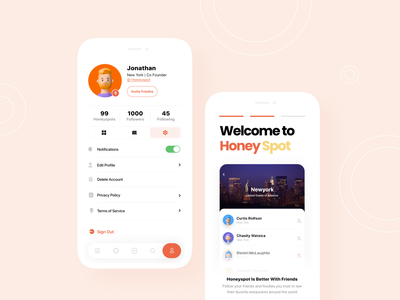 Honeyspot App Ui vacation travel trip travel reservation travel booking travel agency travel accommodation travel tourism tour resort hotel booking hotel holiday camping