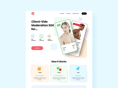 Landing Page Ui web website landing page product design product page homepage homepage design home page web design web page