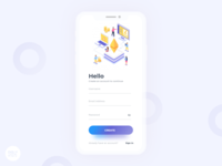 01  Sign Up Daily Ui Challenge