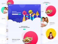 Doordash Landing Page