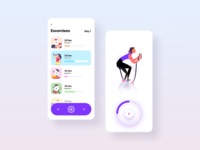 Fitness Coaching App