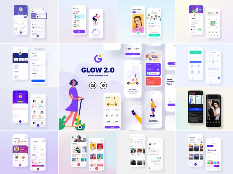 Projects- ( 2019) 2019 startup raman apple ios minimal website flat animation web app icon typography ux branding vector ui logo design illustration