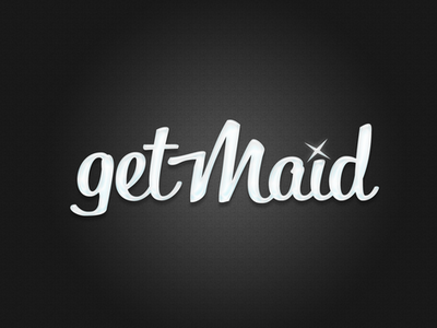 Get Maid Logo