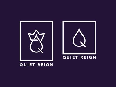 Quiet Reign Logo