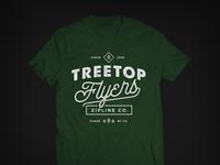 Treetop Dribble Shot