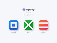 Lightship App Icons