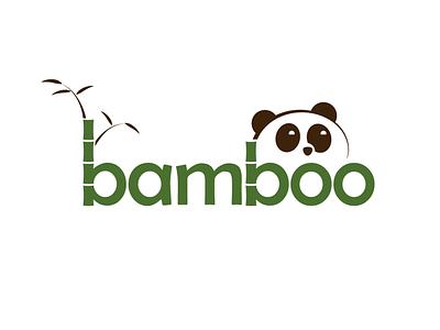 Panda Logo vector logo daily logo challenge