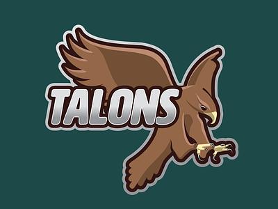 Sports Team Logo illustration branding vector logo design