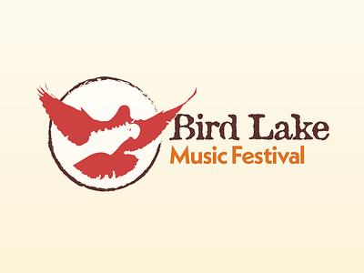 Music Festival Logo branding vector design logo weekly warmup