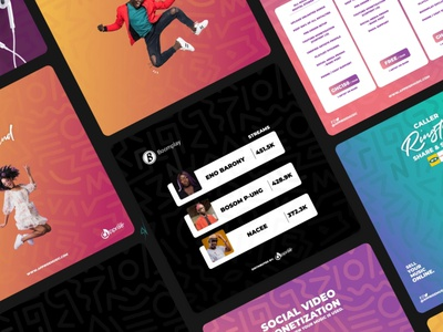 Social Media Content Design instagram apple music spotify creative design app design apple music ecommerce brand design social media design social media brand identity ux ui branding design