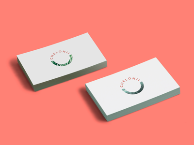 Chelonii Business Cards