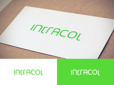 intracol - logo proposal 1 intracol logo intracol logo proposal bulpros