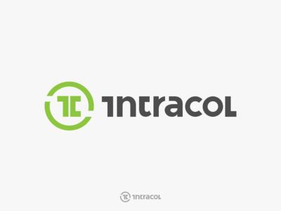 intracol - logo proposal 2 - final bulpros proposal intracol logo logo intracol final