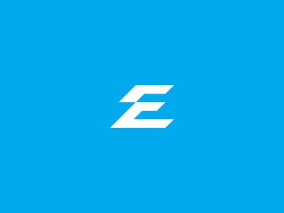 E Logomark e engise logo logomark design