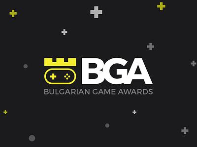 Bulgarian Game Awards logo awards gaming game bg bulgarian