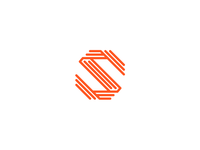 S type icon letter s