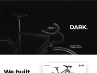 Dark bikes website