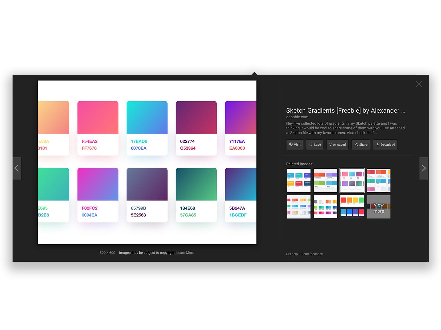 Google ⬇️ material design uiux ui branding exploration visual brand concept google image exploration google chrome google