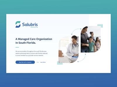 Salubris Health - Landing Page