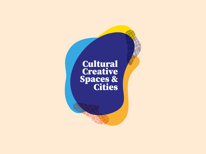 Creative and Cultural Spaces & Cities graphic profile identity identity design logodesign logotype logo