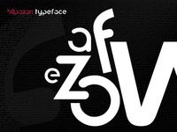 Bitfont // display typeface