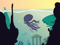 Underwater Jungle