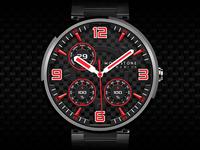 Carbonize (Smart Watch Face)